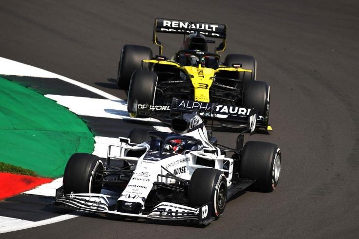 Квят снова провёл отличную гонку. Когда же решатся проблемы в квалификациях?