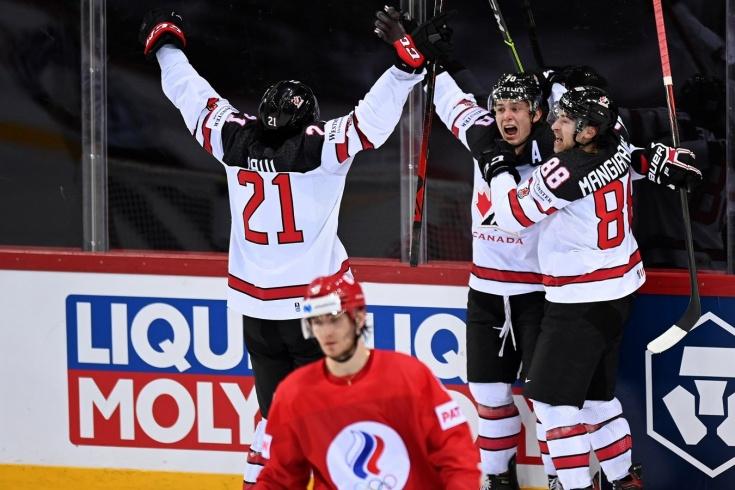 Сетка плей-офф чемпионата мира по хоккею – 2021, дата и время начало матчей в полуфиналах мирового первенства