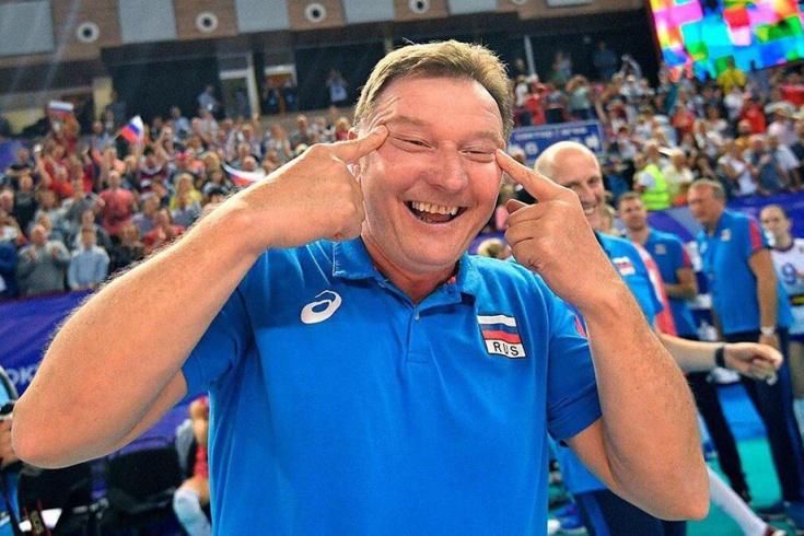 Тренера сборной России по волейболу обвинили в расизме – громкий скандал