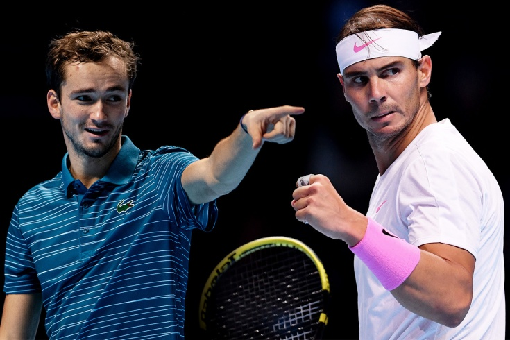 Медведев у Надаля, Шарапова с Векич. Итоги жеребьёвки Australian Open