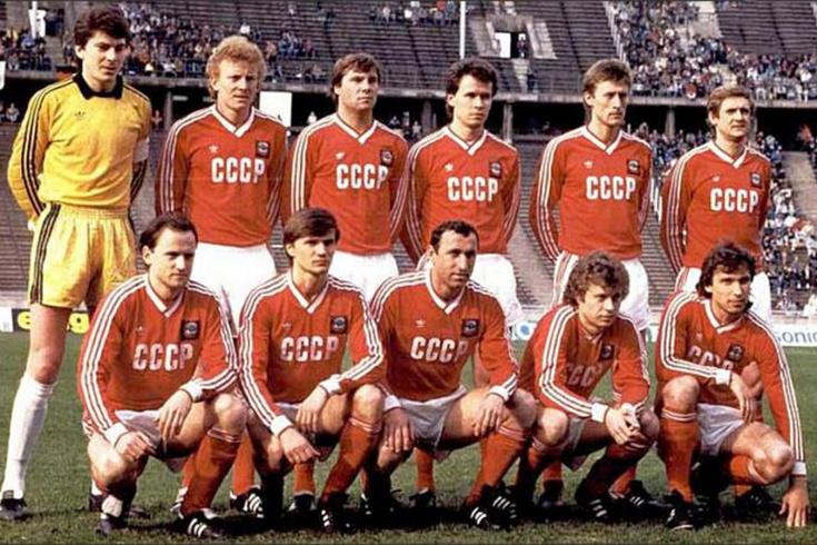Великие победы сборной СССР, как сборная Советского Союза обыграла Аргентину с Марадоной