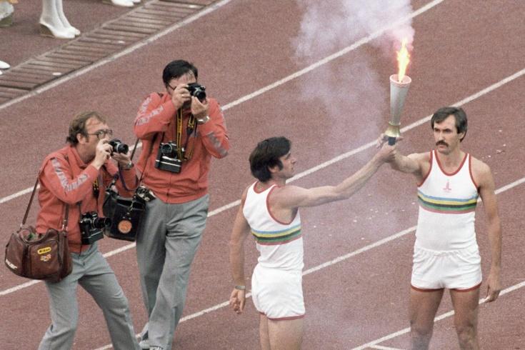 Сергей Белов — чемпион Олимпиады-1972 в Мюнхене, главный герой фильма «Движение вверх»