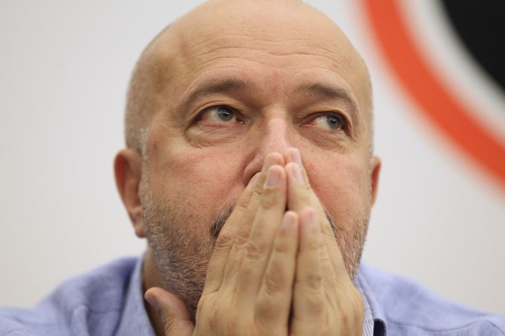 Василий Кикнадзе покинул «Локомотив»