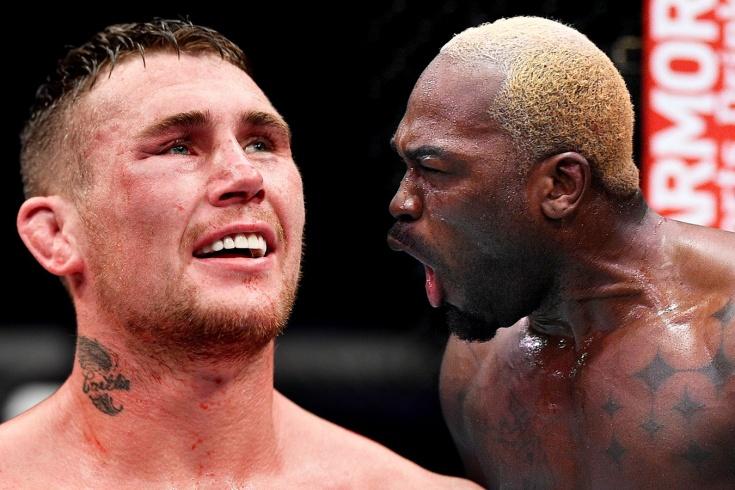 UFC Vegas 36: Даррен Тилл встретится с бывшим чирлидером Дереком Брансоном