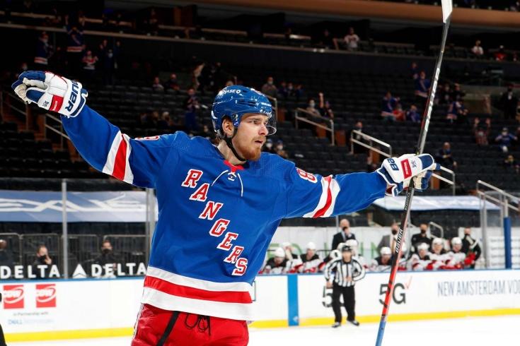 «Рейнджерс» – «Нью-Джерси» – 6:3, видео, голы, обзор матча регулярного чемпионата НХЛ