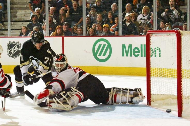 Рекорд Евгения Малкина в дебютном сезоне НХЛ