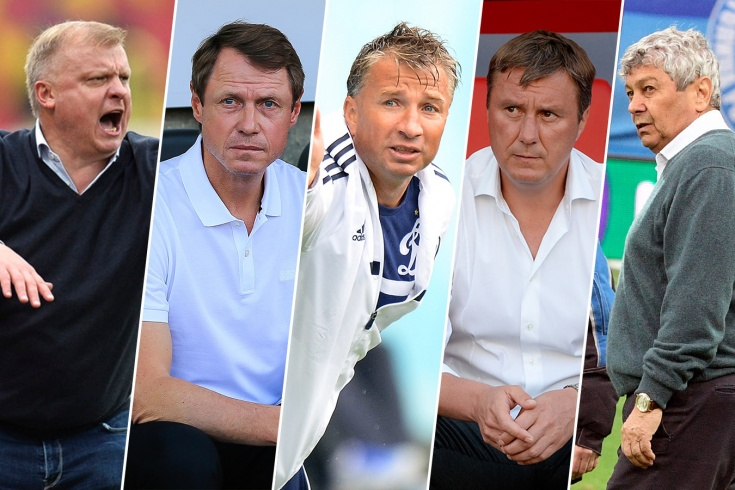 5 кандидатов на пост главного тренера «Динамо»