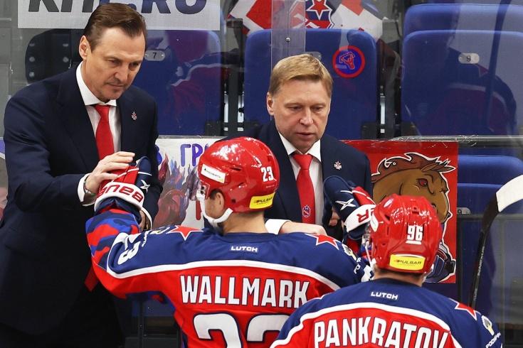 От ЦСКА веет свободой и творчеством — для этого и убрали Никитина. Что происходит в КХЛ
