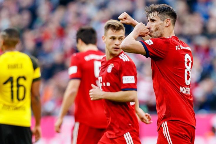 Бавария мюнхен боруссия дортмунд 0 3 видео
