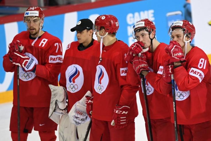 Что говорят хоккеисты России после вылета с ЧМ