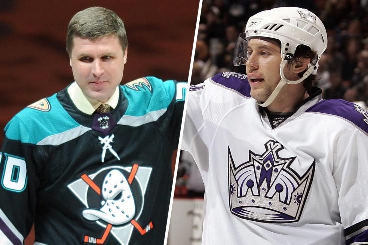 Самый русский драфт в истории НХЛ