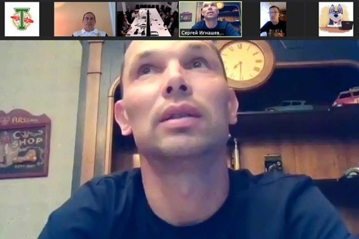 «Торпедо» провело онлайн-встречу с фанатами. Подключилось более 200 человек