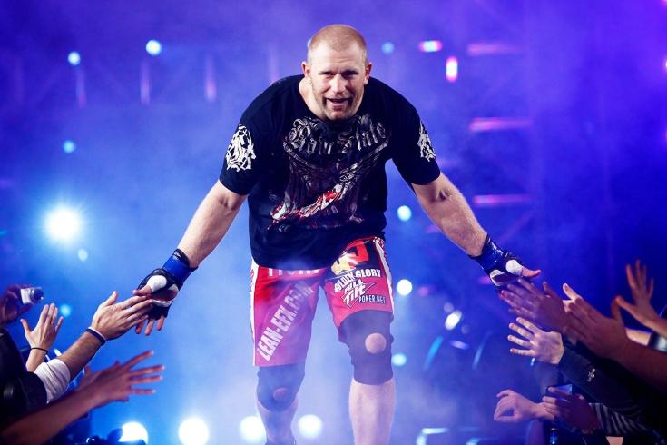 Сергей Харитонов нокаутировал Роя Нельсона в Bellator, полное видео боя