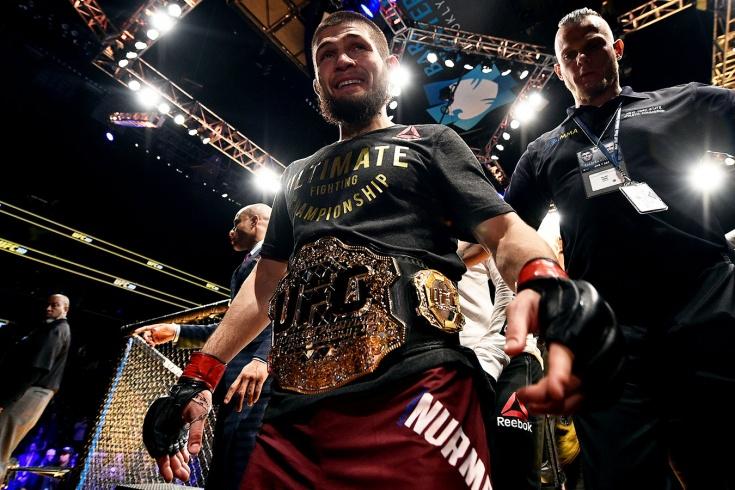 Хабиб готов нарушить данное им слово. И это озолотит президента UFC