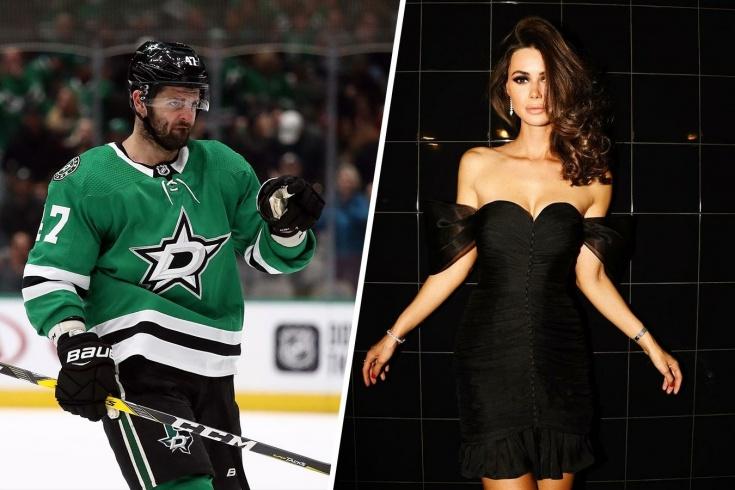 Хоккеист Радулов развелся с бывшей гимнасткой Дмитриевой - Газета.Ru | 490x735