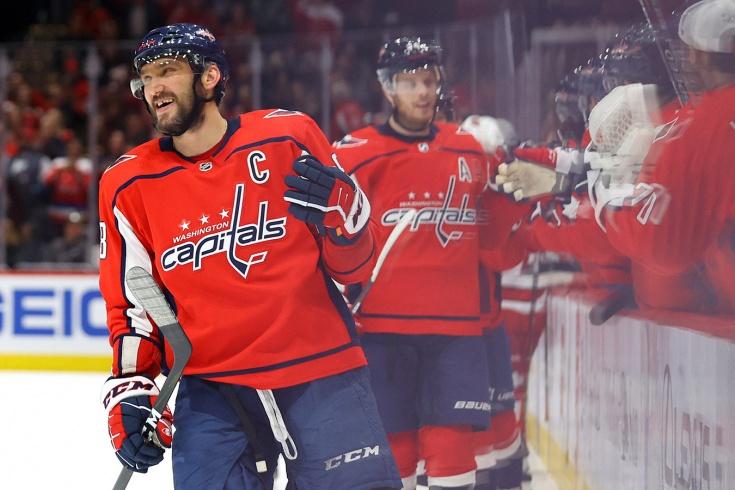 Овечкин догнал Шэнахана по победным голам в НХЛ. О