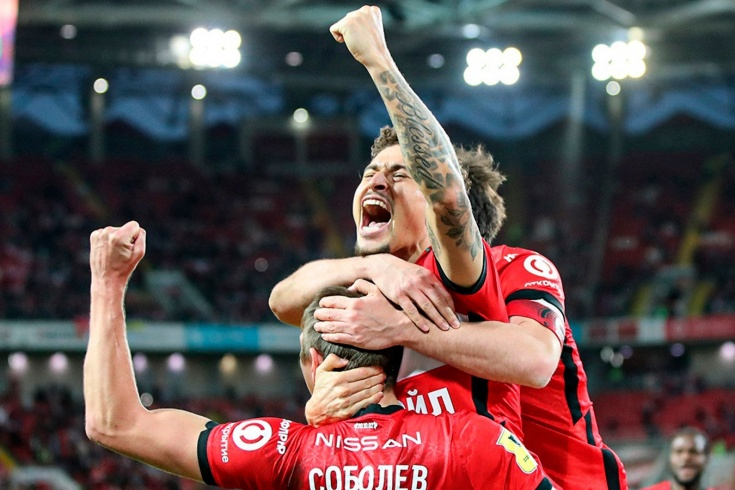 Тедеско хорошо попрощался с болельщиками «Спартака». Ещё одна волевая победа красно-белых!