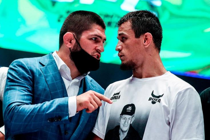 Усман Нурмагомедов дебютирует в Bellator 27 февраля 2021 года, видео победы нокаутом