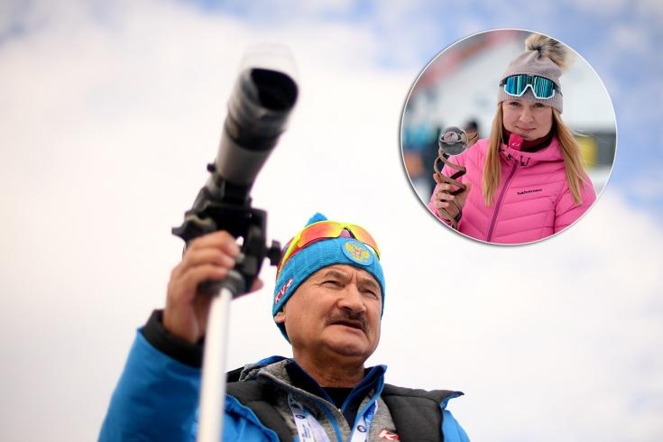 Тренер сборной России — о составе на 5-й этап