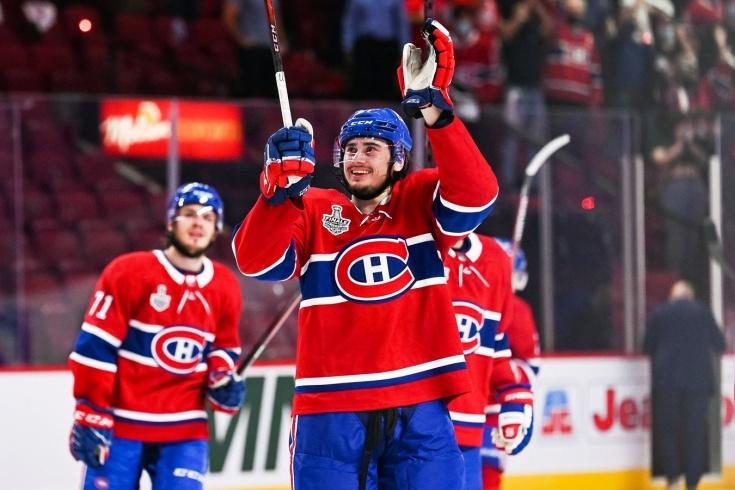 «Ни капли не пожалел об отъезде в НХЛ. Горел желанием в любую секунду помочь «Монреалю»