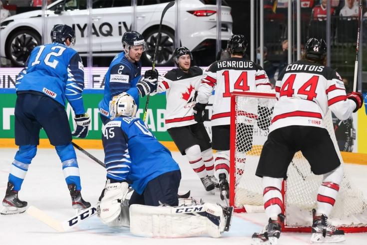 Канада – Финляндия – 3:2 ОТ, голы, видео, обзор финала чемпионата мира 2021 года по хоккею