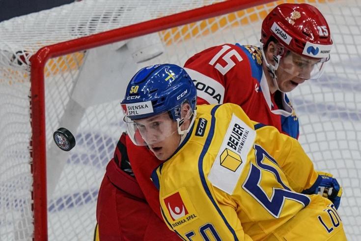Швеция — Россия. Ждём второй победы российской молодёжи на Кубке Карьяла