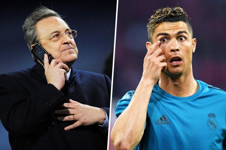 «Роналду — сумасшедший, больной человек». Убойный компромат на президента «Реала»