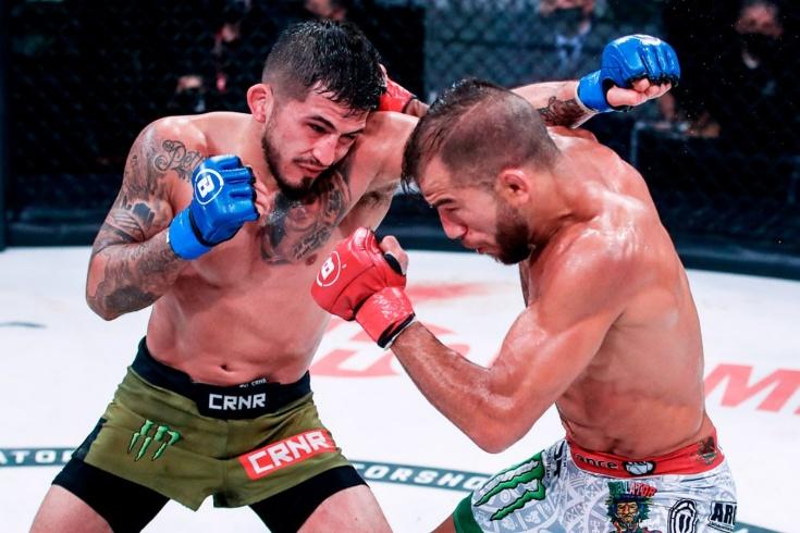 Лучший бой месяца Bellator в мае по версии «Чемпионата»: Хуан Арчулета — Серхио Петтис, видео