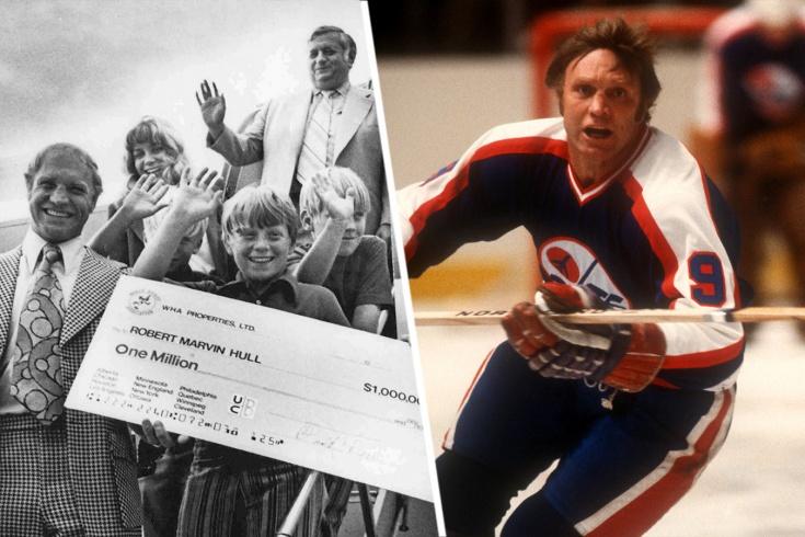 «Надо было просить $ 20 млн». Как Бобби Халл променял НХЛ на деньги, сам в это не веря