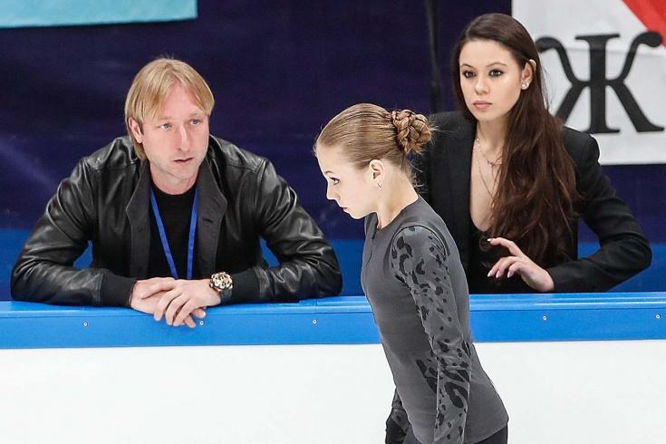 Олимпийская чемпионка Ильиных сотрудничает с академией Плющенко. Это грамотный пиар-ход?