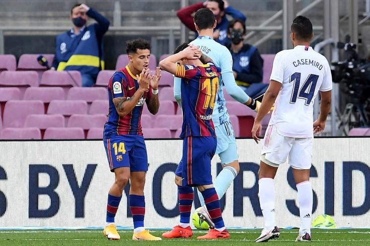 «Барселона» – «Реал» – 1:3