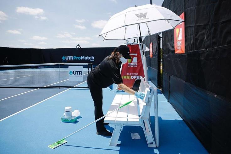 Как прошли теннисные турниры после карантина
