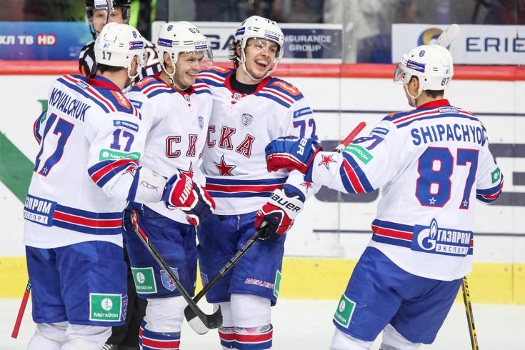 Судьба игроков СКА, сотворивших главный камбэк в КХЛ. Многие пропали с хоккейной карты