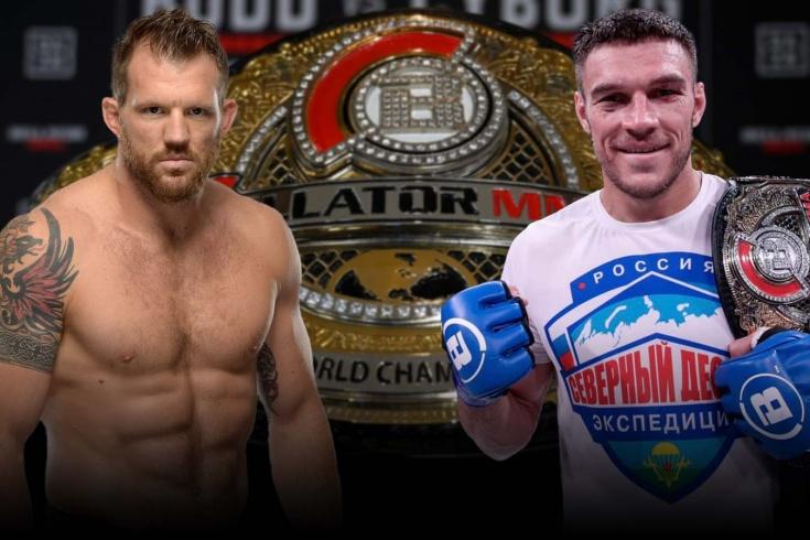 Bellator против UFC — кто круче, стабильнее, наиболее динамично развивается и имеет более светлое будущее