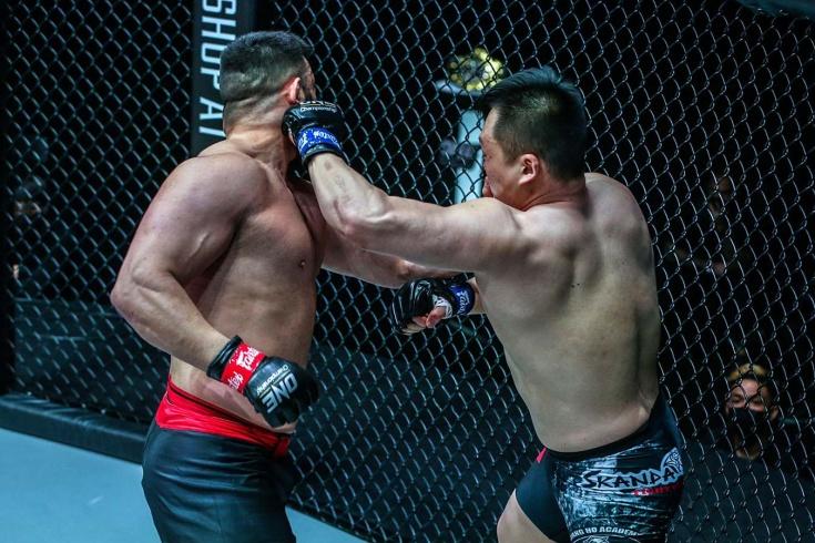 Джи Вон Кан нокаутировал Амира Алиакбари на турнире ONE Championship