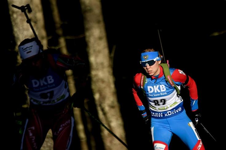 Евгения Павлова — шестая в спринте в Оберхофе, это лучший результат России в сезоне
