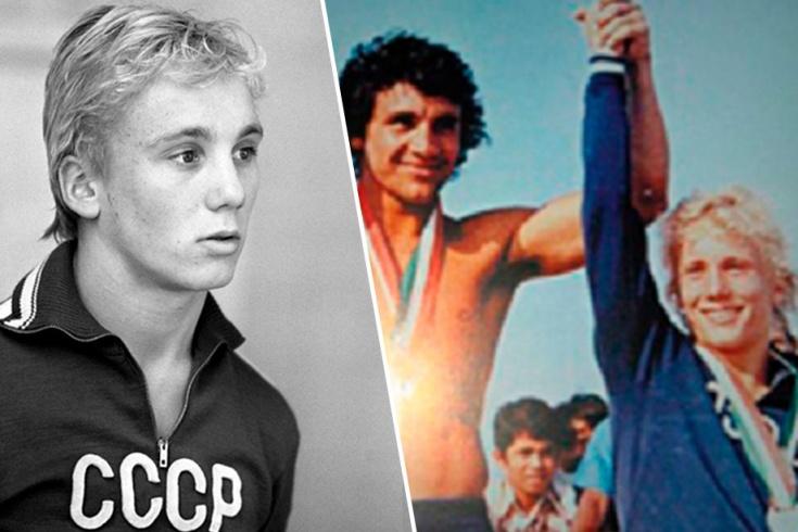 Советский атлет отказался бежать ради бабушки