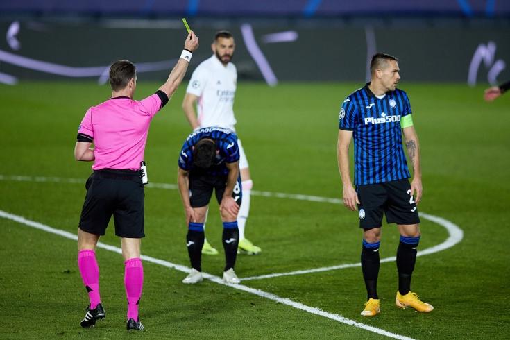 «Реал» – «Аталанта» – 3:1, видео, голы, обзор матча, как сыграл Алексей Миранчук, 16 марта 2021 года, Лига чемпионов