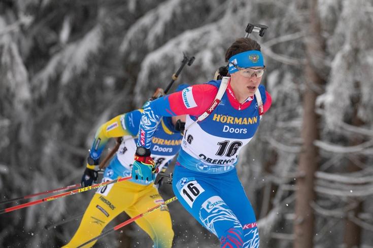Кубок мира по биатлону – 2020/21: Елисеев стал десятым в мужском спринте в Оберхофе – результаты