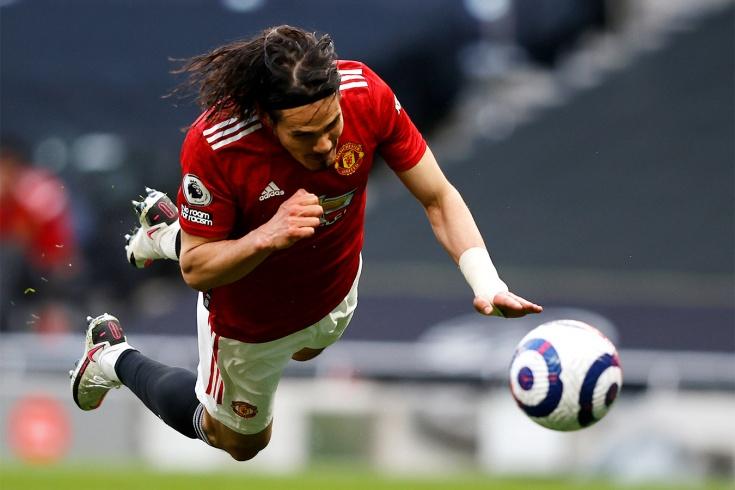 «Тоттенхэм» — «Манчестер Юнайтед» — 1:3, видео, голы, разбор игры Кавани