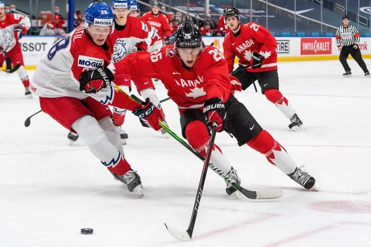 Непобедимые! Чешская стена работает только против сборной России, канадцы — в полуфинале!