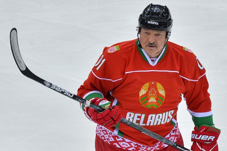 Истеричная реакция Европы на Лукашенко и ЧМ по хоккею в Минске