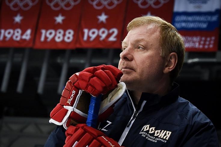 Сборную России на Олимпиаде возглавит Жамнов!