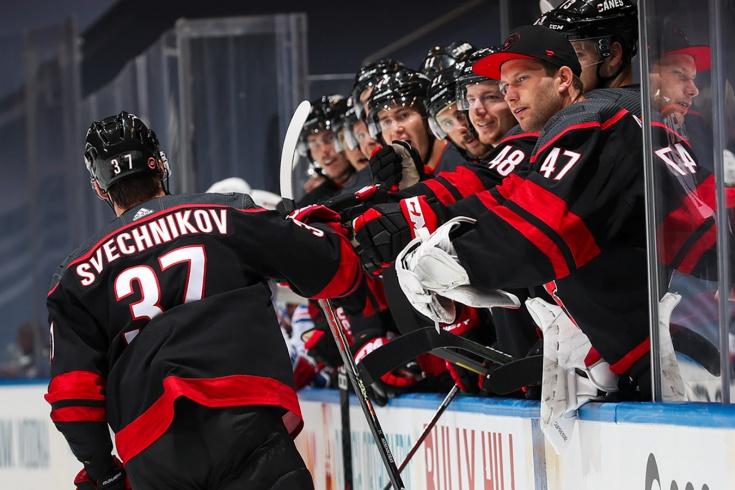 Андрей Свечников повторил достижение Гретцки