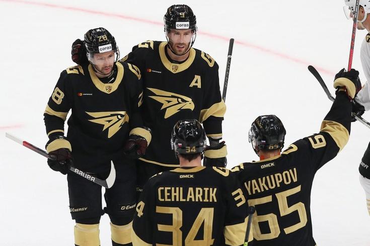 Тревожный нюанс «Авангарда», Никитин не подойдёт «Автомобилисту». Что происходит в КХЛ