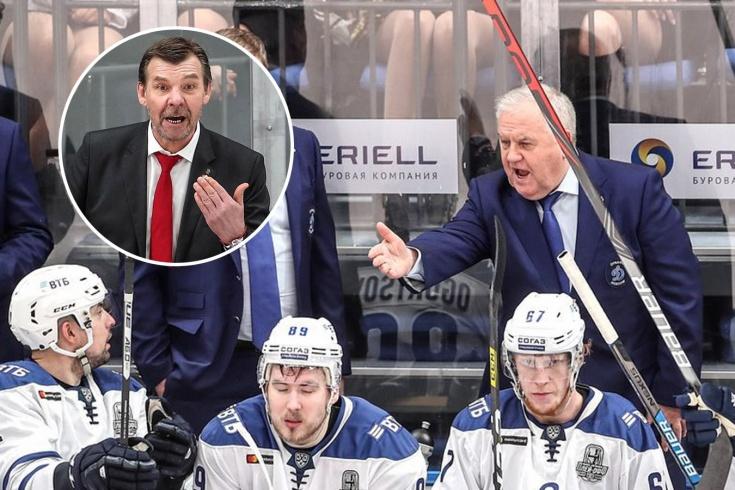 Дожмёт ли Знарок «Динамо» и почему в трёх сериях — 4-0. Эксперты – о плей-офф КХЛ
