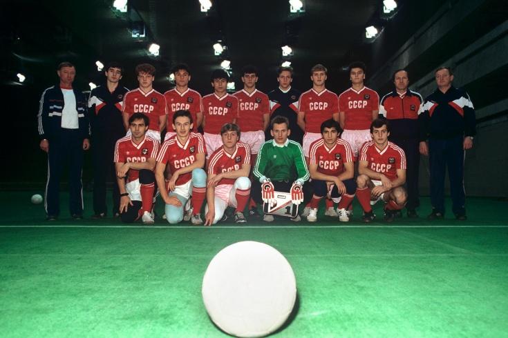 Молодёжная сборная СССР на ЧМ-1989 вела у Нигерии 4:0, но проиграла по пенальти