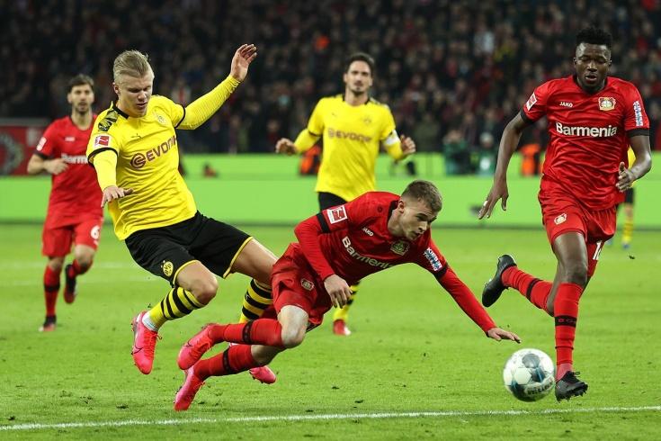Футбол последние матчи боруссия дортмунд