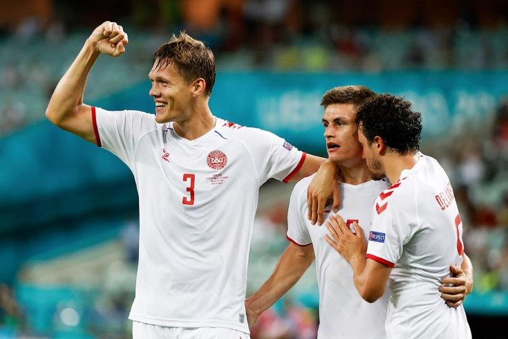 Дания уже в полуфинале Евро-2020! Обидчик России сносит всех на своём пути
