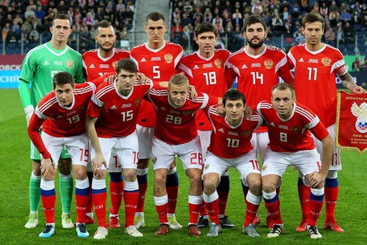 Сборная россии испания футбол